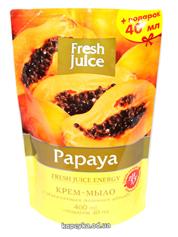 Мило рідке Зелена аптека 460мл papaya д.п