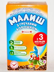 Молочная смесь Малыш 350г гречневая мука б.п