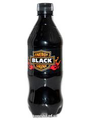 Напій енергетичний Black 0.5л  energy