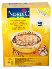 Пластівці Нордік 600г пшеничні