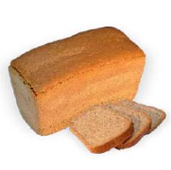 Хліб Одеська паляниця 700г пшенично житній селянський уп