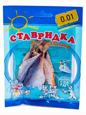 Ставридка 0.01 20г  солоно сушена