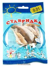 Ставридка 0.01 35г  солоно сушена