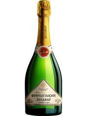 Шампанське Французький бульвар 0.75л special edition н.солодке біле