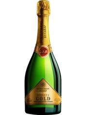Шампанське Французький бульвар 0.75л special edition голд солодке біле