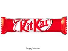Шоколадний батон КiтКат 40г чанкi