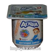 Сирок Агуша 100г 3.9% абрикос морква