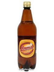 Пиво Янтарь 1.2л светлое
