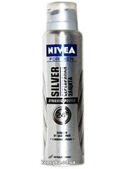 Дезодорант Нівея 150мл срібний захист