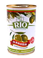 Оливки RIO 300г с.к з.б
