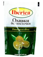 Оливки Іберіка 170г б.к