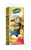 Нектар Jaffa minions 0.2л банан полуниця tba slim