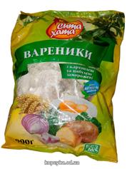 Вареники Сыта Хата 900г картофель лук