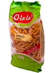 Макарони O - La - La 450г spiralli