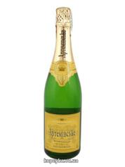 Шампанське Артемівське 0.75л п.сухе колекція