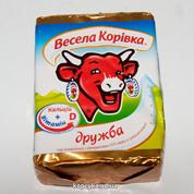 Сыр пл. Веселая коровка 90г дружба