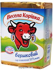 Сир пл. Весела корівка 90г вершковий