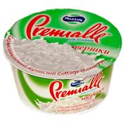 Творог Premialle 150г 7% зернистый ст