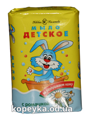 Мило Невська косметика 90г дитяче ромашка
