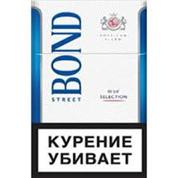 Сигарети Бонд street blue selection 1п