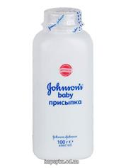 Прісіпка Jonsons 100г дитяча