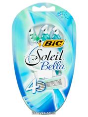 Бритва Bic солейл белла 3шт 4леза  888005