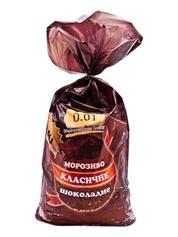Мороженое 0.01 1кг классик шоколад