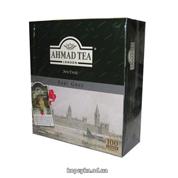 Чай Ахмад 100п сивий граф бирка
