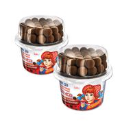 Сирний десерт Машенька 155г 5% шоколад кульки