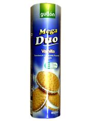 Печиво Gullon 500г mega duo сендвіч