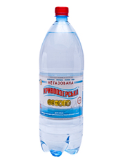Вода Кривоозерская 2л н.газ
