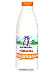 Ряжанка Слов`яночка 0.87кг 4% бут