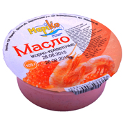 Масло ікорне Маріко 105г креветка