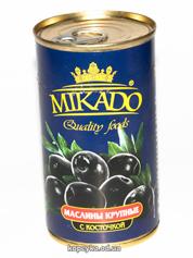 Маслини Мікадо 370мл c.к
