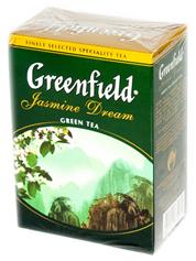 Чай Грінфілд 100г мрії жасмину
