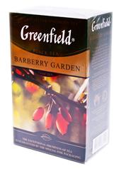 Чай Грінфілд 100г барбарисовий сад