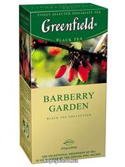 Чай Greenfield 25п барбарисовий сад