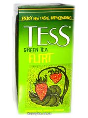 Чай Тесс 25п flirt зелений