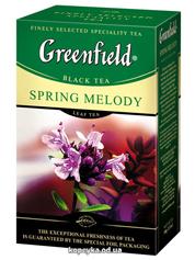 Чай Greenfield 100г spring melody