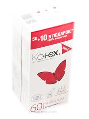 Прокладки Котекс суперслім 50+10шт     308