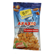 Арахіс 0.01 60г сіль бекон
