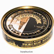 Салака Ризьке золото 160г копчена в.м