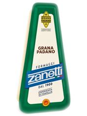 Сир Занетті 200г гран падано