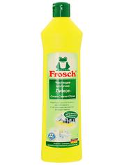 Чистяче молочко Frosch 500мл лимон