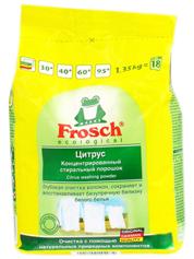 Порошок Frosch 1.35кг ультра цитрус уф-фільтри концентрат