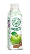 Сік Наш сік 0.5л яблуко пет