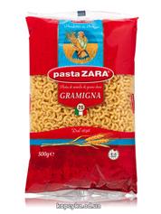 Макарони Pasta Zara 500г №026 трубки криві гладенькі