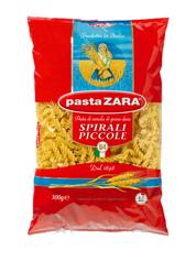 Макарони Pasta Zara 500г №064 спіралі дрібні