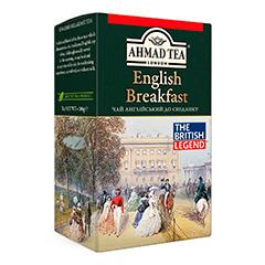 Чай Ахмад 100г англійський сніданок великий лист