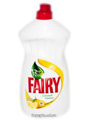 Засiб д.миття посуду Fairy 500мл соковитий лимон